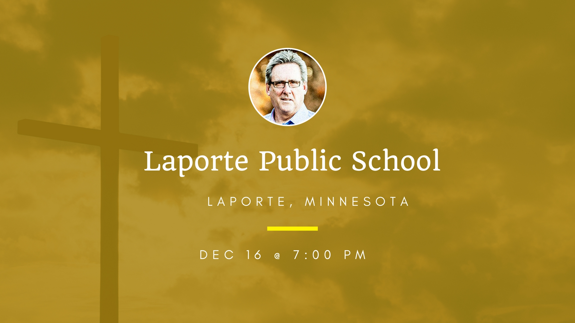 dallas holm at laporte public school in laporte minnesota